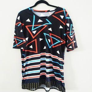 80s Print Unisex T-Shirt